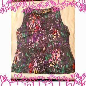 - Elite Tahari blouse